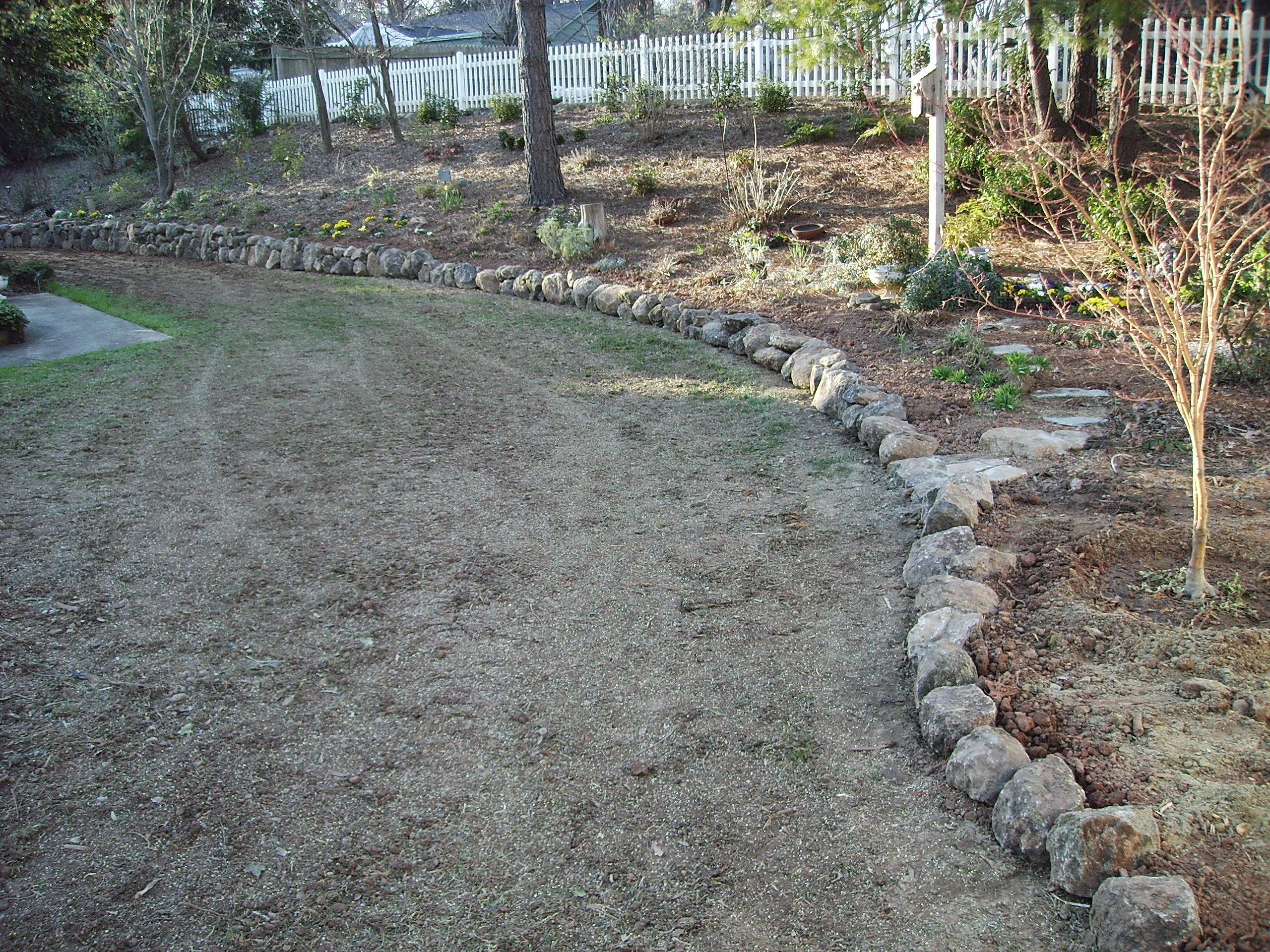 Landscaping Lake Norman-Lawn Care Huntersville-Grading